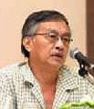 สุจิตต์ วงษ์เทศ บรรณาธิการผู้ก่อตั้งนิตยสาร ศิลปะวัฒนธรรม และบรรณาธิการอาวุโสสำนักพิมพ์ในเครือ มติชน (ภาพจาก www.sriburapha.net)