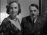 อดอล์ฟ ฮิตเลอร์ และ เอวา บราวน์