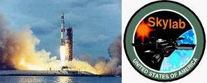 สถานีอวกาศสกายแล็บ (Skylab space station)