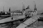 เรือดำน้ำชุดแรกที่รัฐบาลไทยสั่งต่อมาจากประเทศญี่ปุ่น