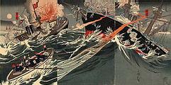 สงครามจีน-ญี่ปุ่น ครั้งแรก (First Sino-Japanese War)