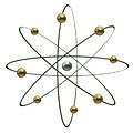 โครงสร้างะตอมของออกซิเจน