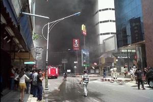 เหตุระเบิดโรงแรมลี การ์เด้น พลาซ่า โฮเต็ล