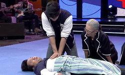 ดูกันชัดๆ! ตำแหน่งทำ CPR ช่วยชีวิตคนจมน้ำที่ถูกต้องอยู่ตรงไหน