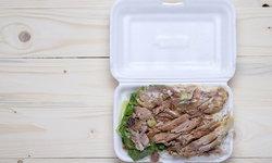 อาหารใส่กล่องโฟม เสี่ยงสารก่อมะเร็งถึง 6 เท่า
