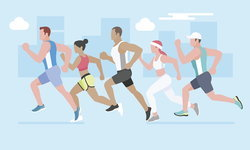 """5 อาการบาดเจ็บจากการ """"วิ่ง"""" ที่นักวิ่งรุ่นเก่า-รุ่นใหม่มักเจอ"""