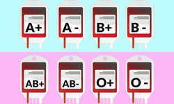 เลือดกรุ๊ปอะไร เสี่ยงโรคร้ายมากกว่ากัน?