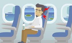 3 วิธีลดอาการเจ็บแน่นหูขณะโดยสารเครื่องบิน