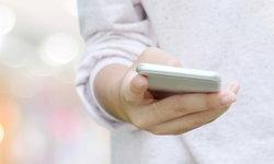 ติดโทรศัพท์มือถือ สมาร์ทโฟน ระวังนิ้วล็อก