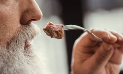 """ผู้สูงอายุ """"กลืนอาหาร"""" ได้ไม่ดี เสี่ยงแบคทีเรีย-ปอดอักเสบจากการสำลัก"""