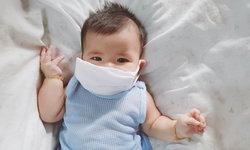 """เตือน! ห้ามใส่ """"หน้ากากคลุมหน้า-หน้ากากอนามัย"""" ให้ """"ทารก"""" เสี่ยงอันตรายต่อระบบประสาท"""