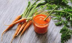 """ประโยชน์ของ """"น้ำแคร์รอต"""" เครื่องดื่มสมุนไพร เสริมสุขภาพให้ดียิ่งขึ้น"""