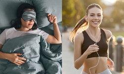 """รู้หรือไม่? """"พักผ่อนให้เพียงพอ"""" กับ """"ออกกำลังกาย"""" สิ่งไหนสำคัญกว่ากัน"""