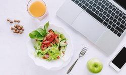 5 อาหารควรมีติดโต๊ะทำงาน หายหิวแต่ไม่อ้วน