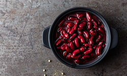 """""""ถั่วแดง"""" กับประโยชน์ดีๆ ต่อร่างกาย โปรตีนสูง แคลอรี่ต่ำ"""