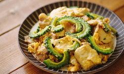 """""""มะระญี่ปุ่น"""" (โกยะ) สุดยอดผักดีต่อสุขภาพของคนญี่ปุ่น"""