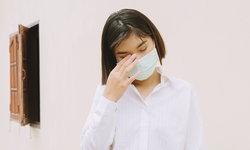 """ระวัง """"เคืองตา-แสบตา"""" จากฝุ่น PM 2.5"""