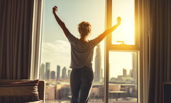5 สิ่งที่ควรทำก่อนลุกออกจากเตียง