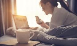 5 เหตุผลว่าทำไมอย่าทำงานบนเตียงในช่วง WFH