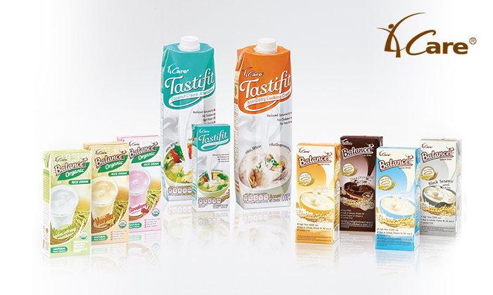 4CARE (ฟอร์แคร์) แบรนด์ #สินค้าของคนไทย ที่สร้างสรรค์นวัตกรรมอาหาร