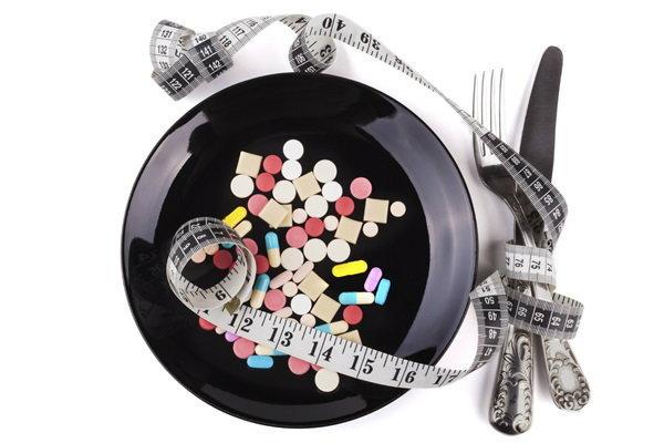 ยาลดความอ้วน แบบยาชุด มีอันตรายถึงชีวิต