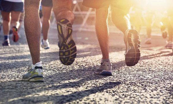 ผักผลไม้เพิ่มพลังสำหรับนักวิ่ง