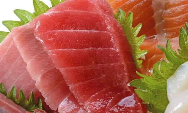 วิธีสังเกตง่ายๆ ซูชิ ซาชิมิ ปลาดิบย้อมสีหรือไม่