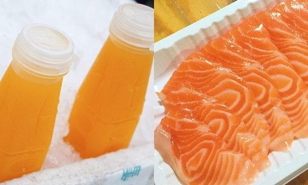 อย. เผยผลสุ่มตัวอย่างปลาดิบและน้ำส้ม พบใส่สี-วัตถุกันเสียเกินมาตรฐานจริง