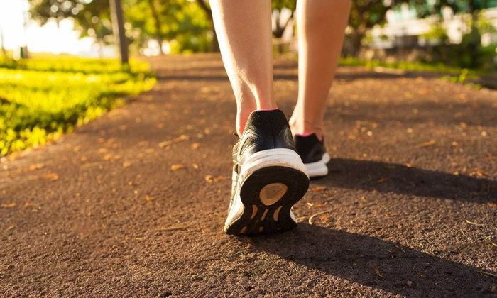 """""""เดิน"""" อย่างไรให้สุขภาพดี ช่วยลดโรค"""