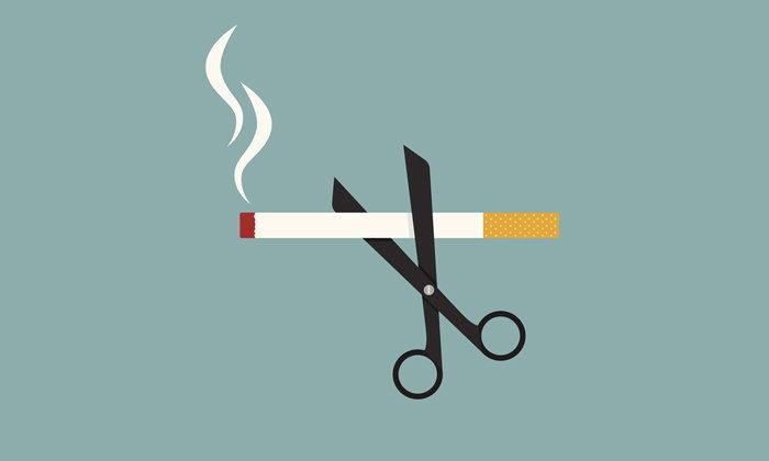 8 เคล็ดลับง่ายๆ เลิกบุหรี่ด้วยตนเอง