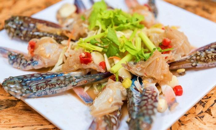 เผย 5 จังหวัด พบผู้ป่วยท้องร่วง-อาหารเป็นพิษจากอาหารทะเล