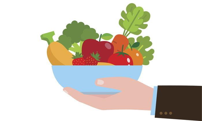 """""""มังสวิรัติ"""" กับวิธีกินแบบผิดๆ ทำร้ายสุขภาพโดยไม่รู้ตัว"""