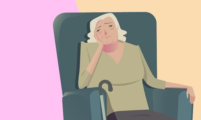 """สังเกตอย่างไร เมื่อผู้สูงวัยมี """"ภาวะซึมเศร้า"""""""