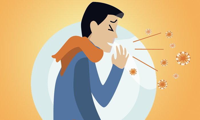 ติดเชื้อในระบบทางเดินหายใจ โรคยอดฮิตช่วงอากาศหนาว-ฝนตก