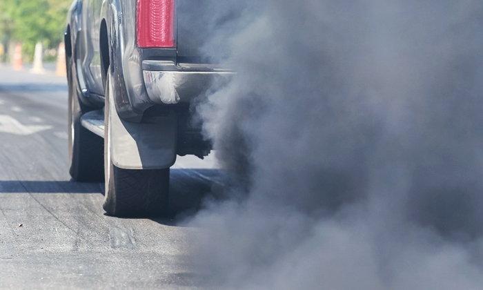 """วิศวกรอินเดียแปลง """"คาร์บอนไดออกไซด์"""" เป็น """"หมึก"""" เพื่อลดมลพิษทางอากาศ"""