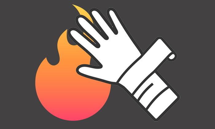 """วิธีปฐมพยาบาลเบื้องต้น เมื่อเกิดอุบัติเหตุ """"ไฟไหม้-น้ำร้อนลวก"""""""