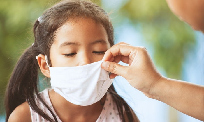 เด็กเล็กยิ่งอันตราย! 9 วิธีป้องกันลูกน้อยจากภับฝุ่นละออง PM 2.5