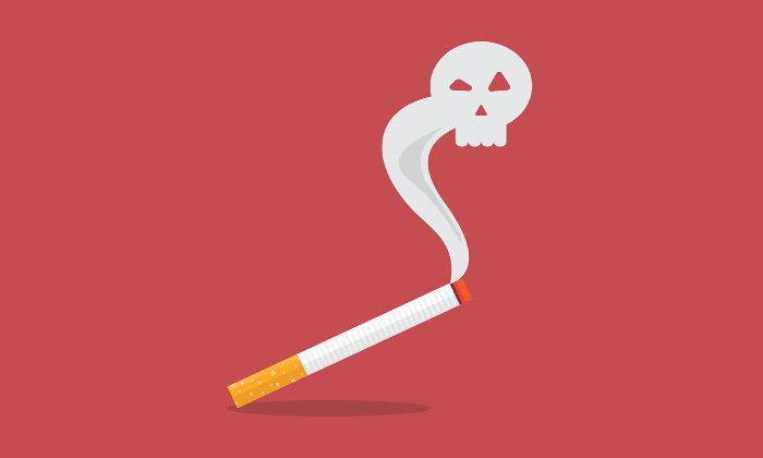 """""""บุหรี่"""" เสี่ยง """"มะเร็งปอด-โรคหัวใจ"""" และยังอันตรายต่อคนรอบข้าง"""