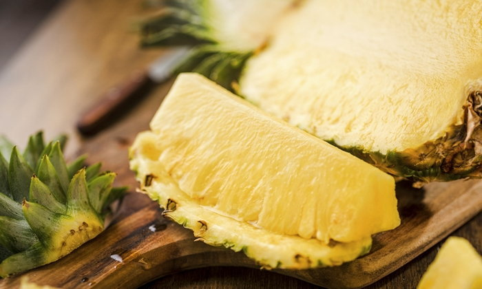 สับปะรดในน้ำผลไม้ดีต่อการลดน้ำหนัก