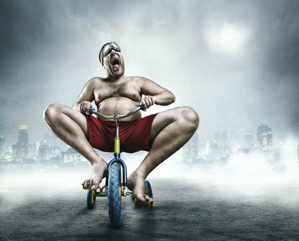 5 พฤติกรรมที่ทำให้คุณอ้วนโดยไม่รู้ตัว