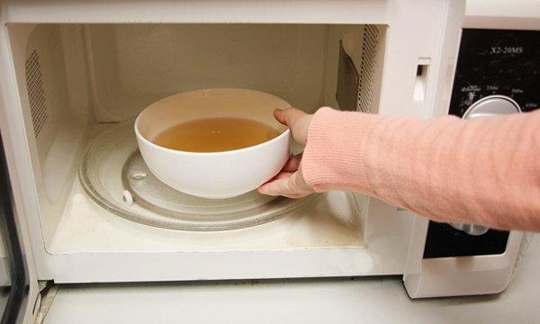 อาหารปรุงจากไมโครเวฟ…ไม่อันตราย