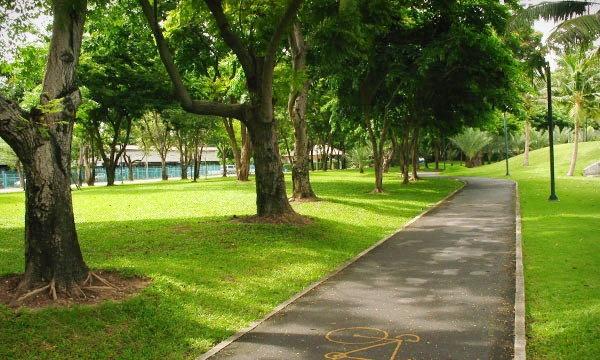 10 สวนสาธารณะน่าวิ่ง ใจกลางกรุงเทพฯ
