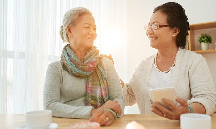6 ลักษณะนิสัยที่จะทำให้สูงวัยอย่างมีคุณภาพ
