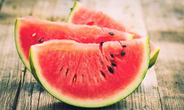 """6 ประโยชน์ดีๆ ของ """"แตงโม"""" ช่วยลดน้ำหนัก-ลดความดัน"""