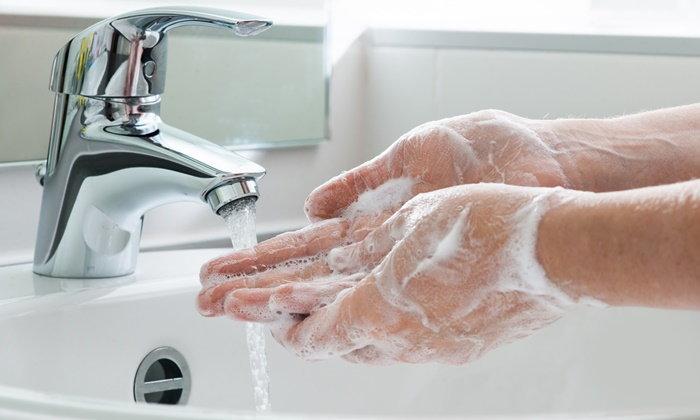 7 ขั้นตอนล้างมือให้สะอาด ลดความเสี่ยงท้องร่วง
