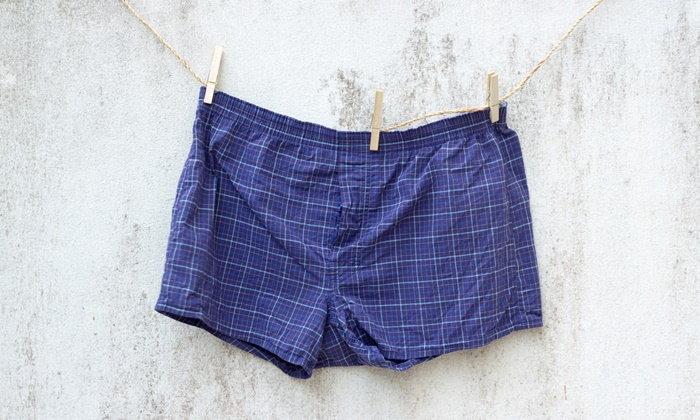 จริงหรือไม่? ผู้ชายไม่สวมกางเกงใน เสี่ยงโรคไส้เลื่อน?