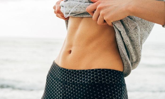 อาหารสุขภาพเผาผลาญไขมันหน้าท้อง