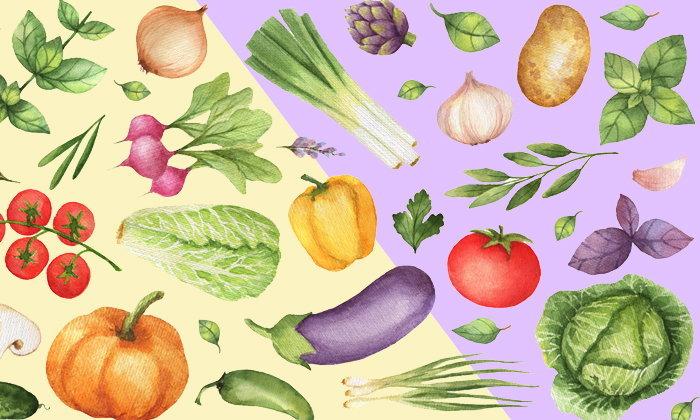 ผักที่ไม่ควรกินดิบ โดยเด็ดขาด