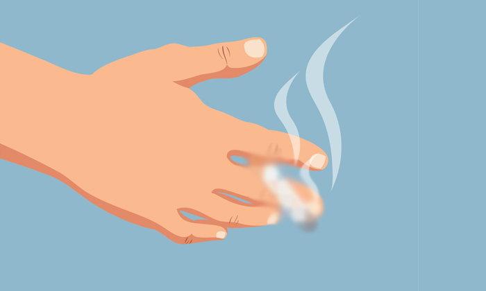 ควันบุหรี่มือ 3 ไม่ได้สูบ-ไม่ได้อยู่ใกล้ แต่ก็ยังเสี่ยงอันตราย