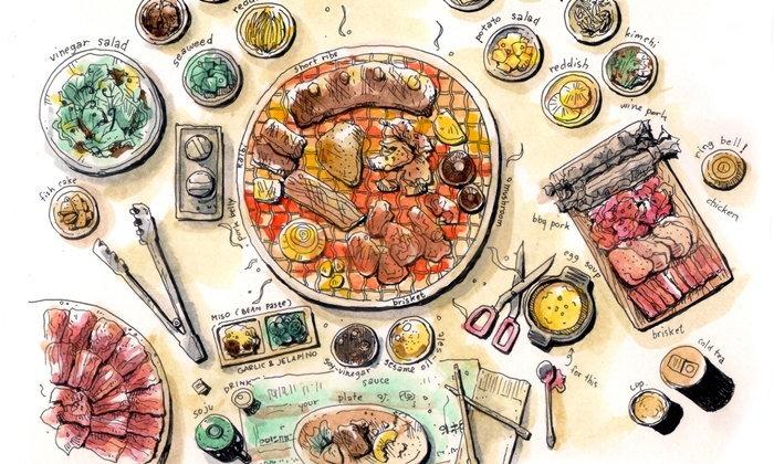 ทานอาหารปิ้งย่างอย่างไร ให้ห่างไกลจากโรคร้าย